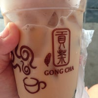 Photo taken at Gong Cha 贡茶 by Macai on 3/11/2014