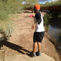 Photo taken at Papago Disc Golf by Jesse F. on 12/14/2012