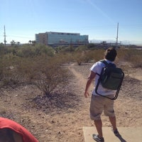 Photo taken at Papago Disc Golf by Jesse F. on 12/9/2012