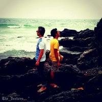 Photo taken at Desaru Batu Layar by Marn's M. on 12/4/2012