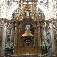 Photo taken at Templo de Santo Domingo by Arturo M. on 6/29/2013