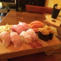 Photo taken at Amberjack Sushi by gennarator on 1/31/2014