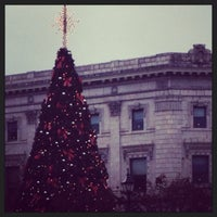 Photo taken at Gettysburg Hotel by Andrea N. on 12/1/2013