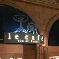1/20/2013 tarihinde Dan O.ziyaretçi tarafından Le Cafe Ile St-Louis'de çekilen fotoğraf
