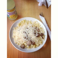 Photo taken at Noodles & Company by Jacob D. on 7/17/2013