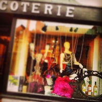 Photo taken at Coterie by Kate 🍸 E. on 10/11/2013