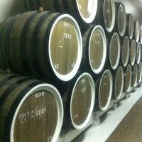 Photo taken at Massandra Winery by Mamuka on 10/13/2012