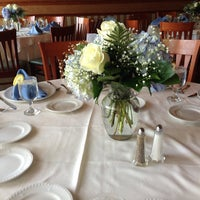 Photo taken at Bellport Country Club by Kirsten M. on 6/22/2013