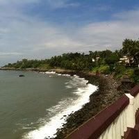 Photo taken at Mascot Beach Resort by Thamarai K. on 10/20/2012