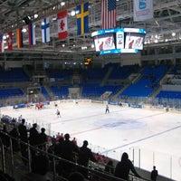 Photo taken at Arena Shayba by Ольга И. on 4/20/2013