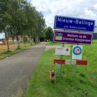 Photo taken at Nieuw-Balinge by Cairn T. on 8/9/2016