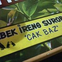 "Photo taken at Bebek Ireng Suroboyo ""Cak Baz"" by Putri S. on 3/26/2014"