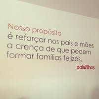 Photo taken at Revista Pais&Filhos by Felipe S. on 11/13/2013