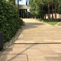 Photo taken at IESE Business School - North Campus by Dolors G. on 6/28/2013