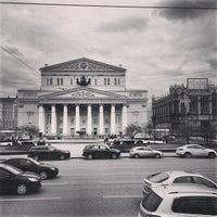 Снимок сделан в Площадь Революции пользователем Empty 4/21/2013