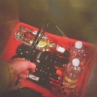 Photo taken at North Loop Wine & Spirits by Adam T. on 11/1/2013