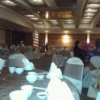 Photo taken at Hyatt Regency Kinabalu by Cik D. on 11/27/2012
