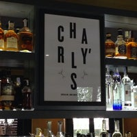Photo taken at Charly's Bar by Javier E. on 9/27/2013