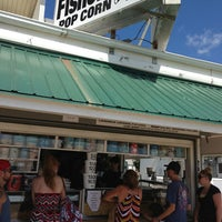 Photo taken at Fisher's Popcorn by Tom H. on 7/7/2013