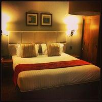 Photo taken at Mercure Nottingham City Centre Hotel by utah62 on 2/25/2013