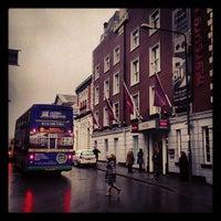 Photo taken at Mercure Nottingham City Centre Hotel by utah62 on 2/26/2013