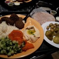 Das Foto wurde bei hummus grill von Jessica c. am 11/7/2012 aufgenommen