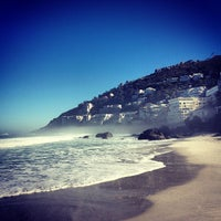 Photo taken at Clifton 2nd Beach by Prud T. on 1/5/2013