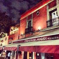 Foto tomada en Corazón de Maguey por Jose Manuel F. el 1/25/2013
