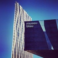 Foto tomada en Museu Blau por Jose Manuel F. el 3/2/2013