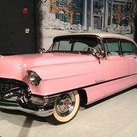 Photo taken at Elvis Presley Automobile Museum by Salim M. on 6/4/2013
