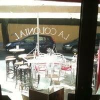 Photo taken at La Colonial de Vinos y Viandas by Salim M. on 10/12/2012