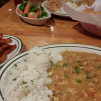Photo taken at Floyds Cajun Seafood And Texas Steakhouse by Adolfo C. on 7/8/2013