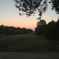 Photo taken at Mormon Lake by Mike R. on 9/19/2013