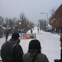 Photo taken at Dew Downtown Flagstaff by Mike R. on 2/10/2013