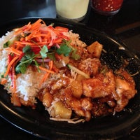 Photo taken at Pei Wei by Fernando F. on 9/5/2013