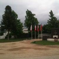 Photo taken at San Vicente de Tagua Tagua by Joseph on 11/16/2012