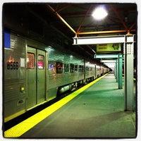Photo taken at Metra - LaSalle Street by Bill H. on 10/20/2012