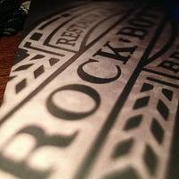 Photo taken at Rock Bottom Restaurant & Brewery by Bill H. on 10/19/2012