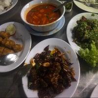 Photo taken at Wajir Seafood by Erwin N. on 1/5/2013