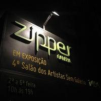 Foto tirada no(a) Zipper Galeria por Zipper G. em 1/23/2013