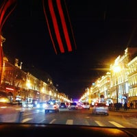 Photo taken at Nevskiy 60 by Olga T. on 3/28/2014
