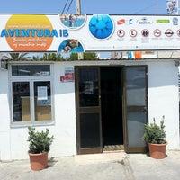 Photo taken at Aventura IB Club De Buceo by Hindi M. on 7/20/2013