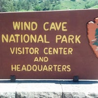 Photo taken at Wind Cave National Park by Kyle O. on 7/10/2013