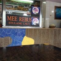 Photo taken at Mee Rebus Stulang by Azizi B. on 10/27/2014