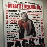 Photo taken at Burdette Keeland Jr. Design and Exploration Center by Kübra on 9/17/2015
