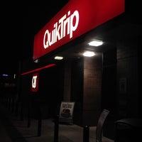 Photo taken at QuikTrip by Jackie M. on 4/14/2014