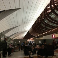 Photo taken at Emirates Business Class Lounge by Vishal K. on 2/3/2013