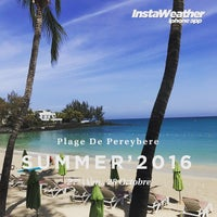 Photo taken at Pereybere Beach Restaurant, Mauritius by Serge F. on 10/28/2016