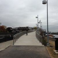 Photo taken at Schuylkill River Park by Allie I. on 10/28/2012