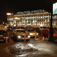 Снимок сделан в Санкт-Петербург пользователем Fanyan Lili 3/17/2013